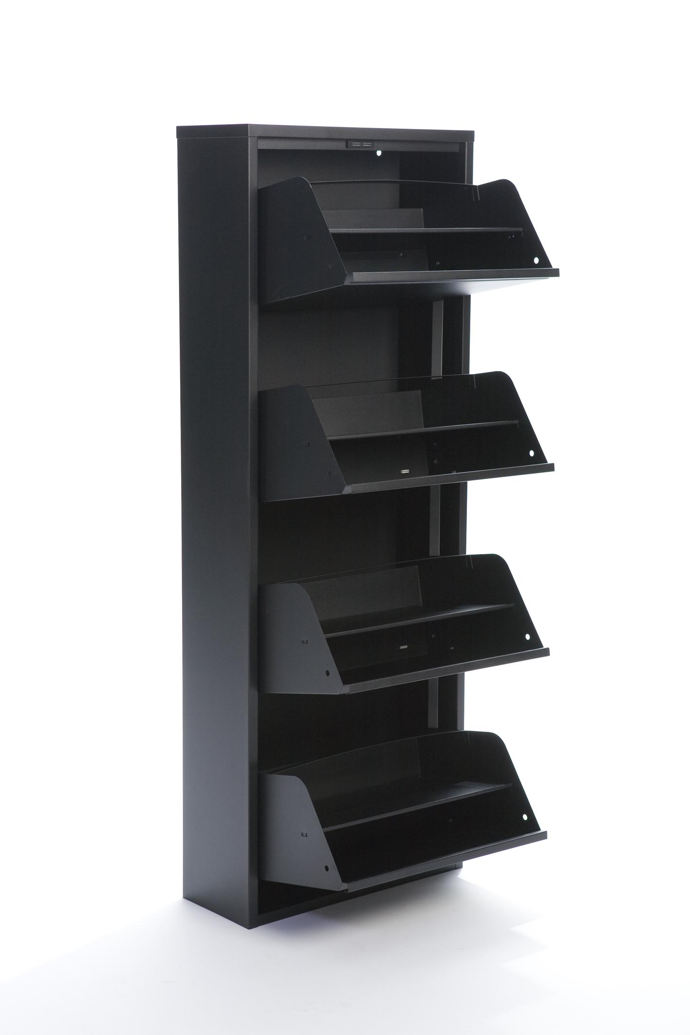 Skoskåp FS 903 (3 lådor)