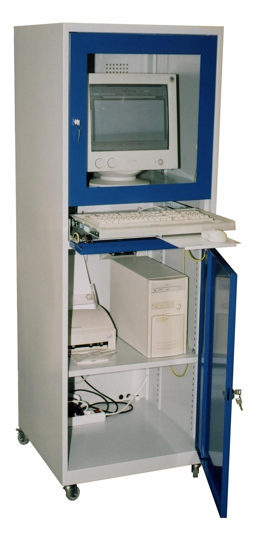 Datorskåp DS 743