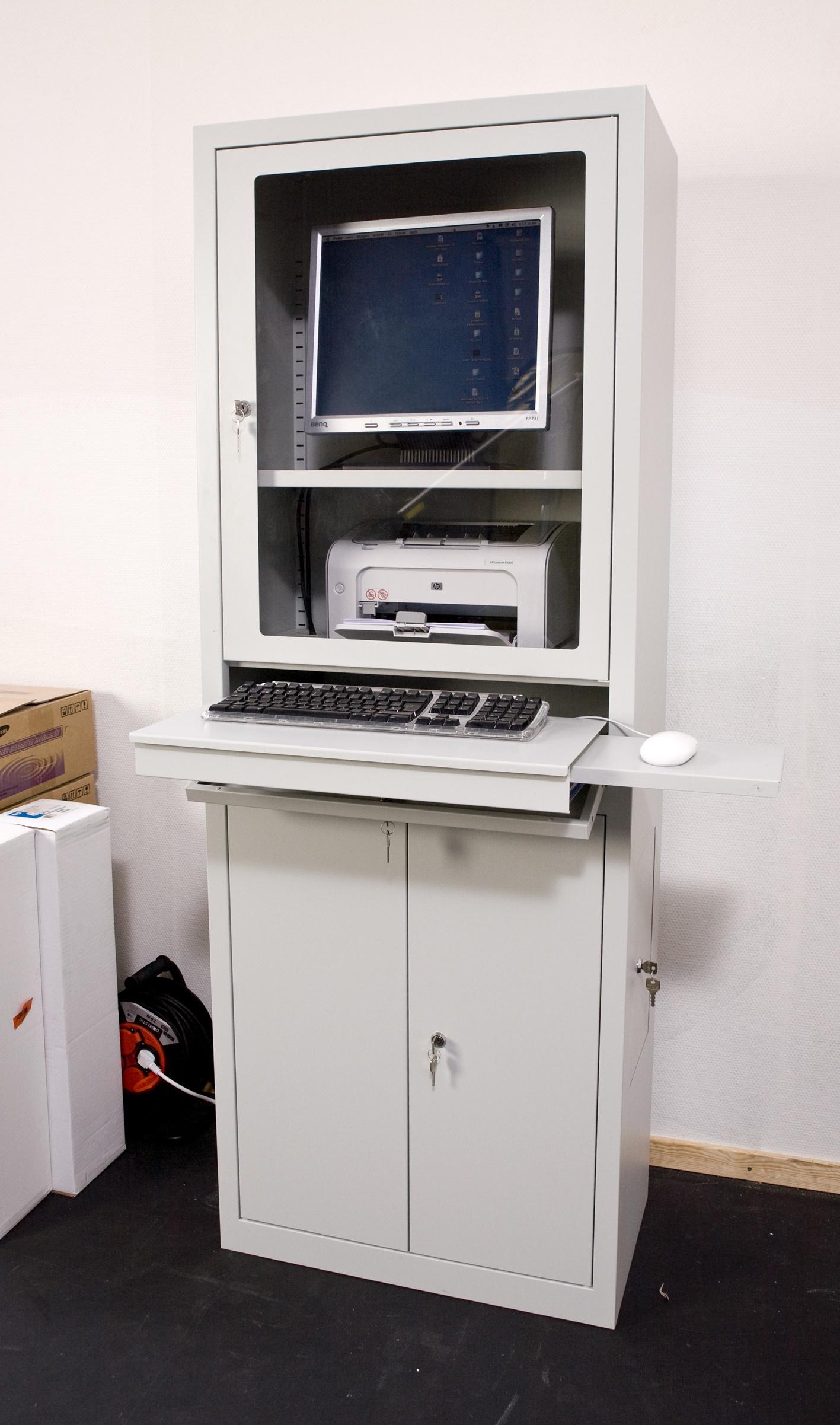 Datorskåp DS 761