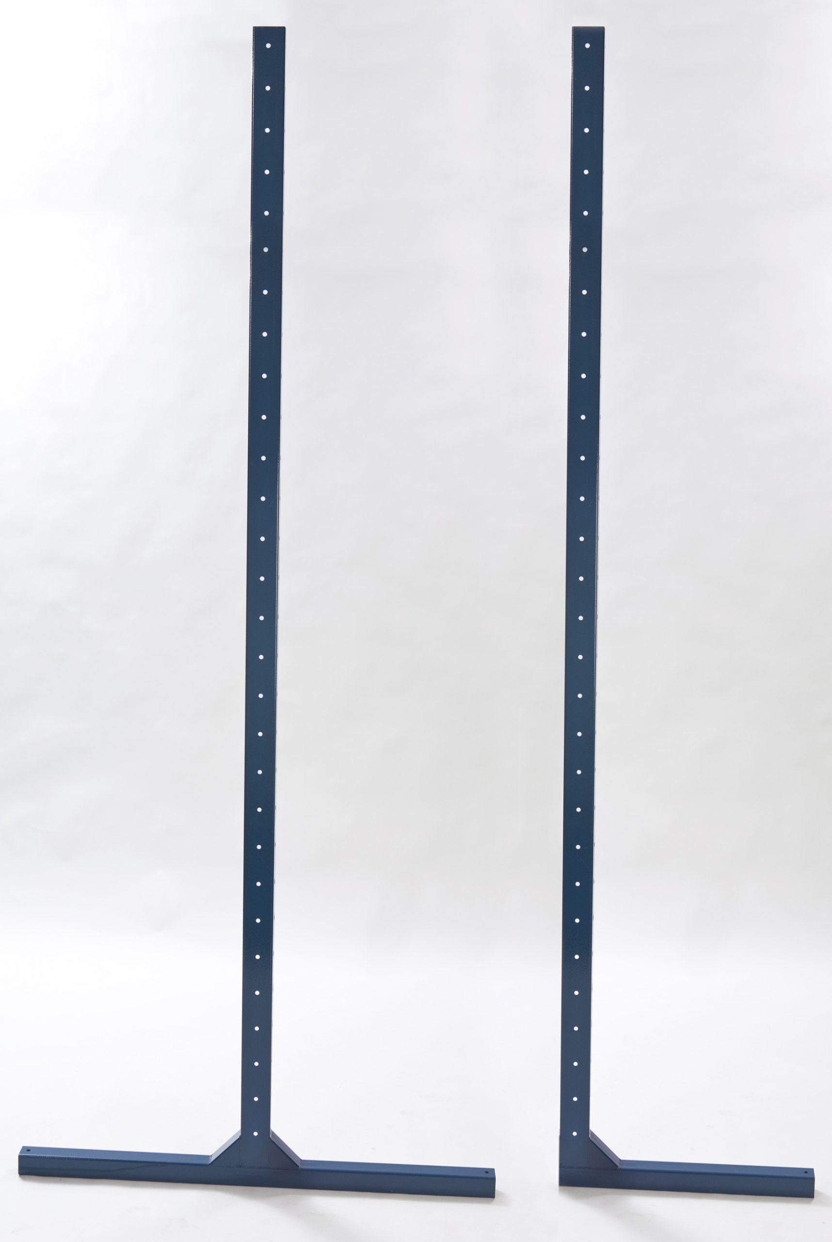 Grenställ 3000 mm enkel / dubbel