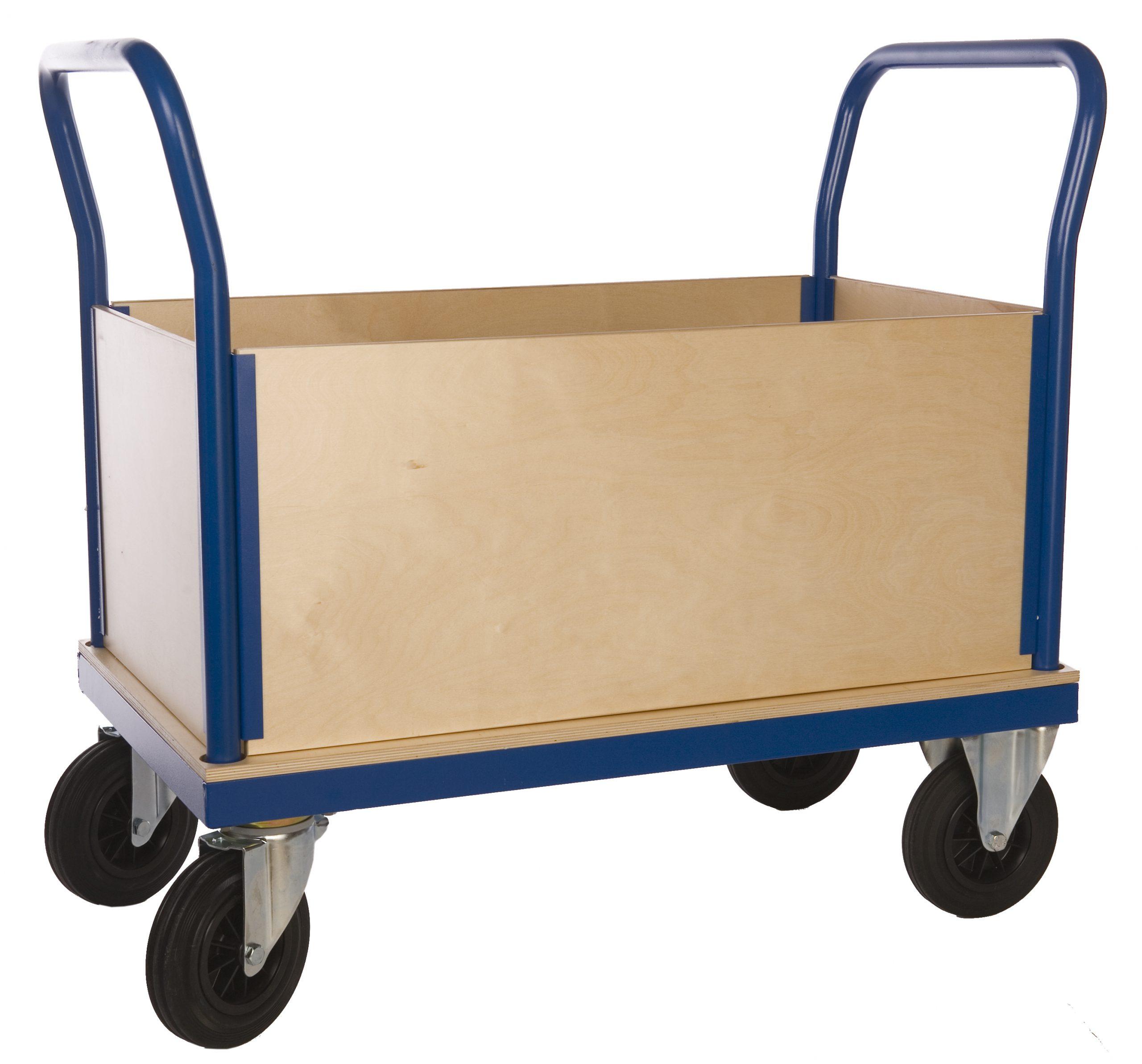 Platåvagn