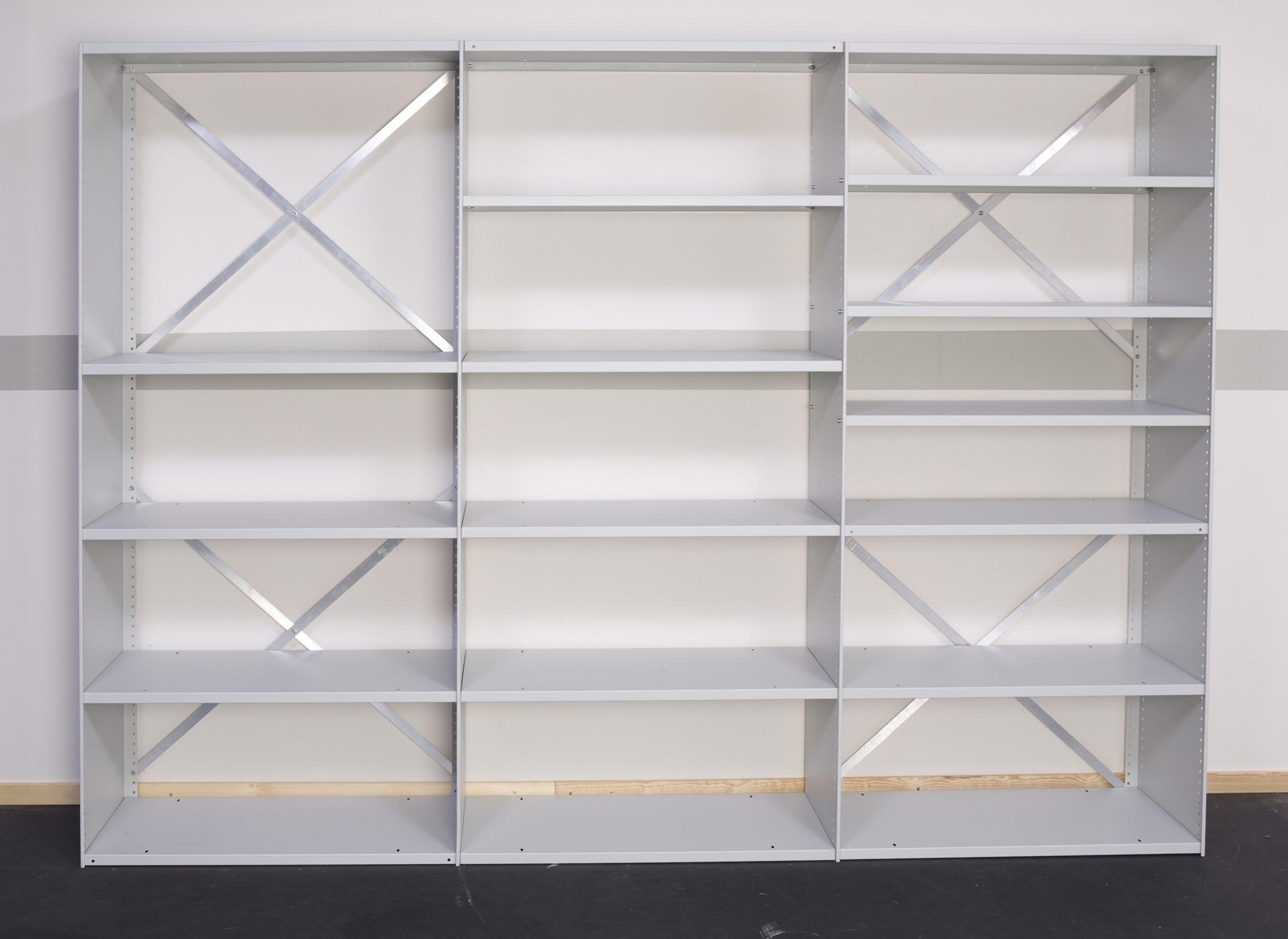 Påbyggnadsdel till lagerhylla US451
